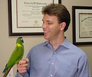 Captive Foraging for Parrot Enrichment