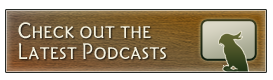 Check out the Latest Podcasts