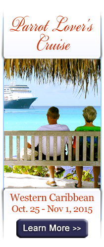 2015 Parrot Lover's Cruise