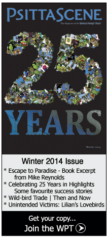 2014 PsittaScene - Winter Issue